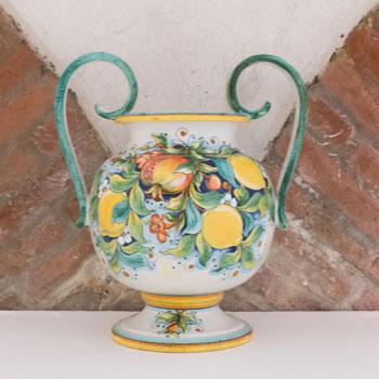 ceramiche e maioliche artistiche siena