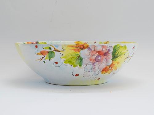 floral pattern dish