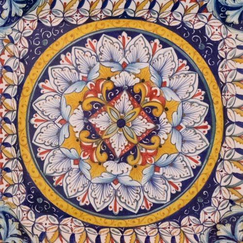Ceramiche Deruta - Riproduzioni d\'Arte Ceramica Senese